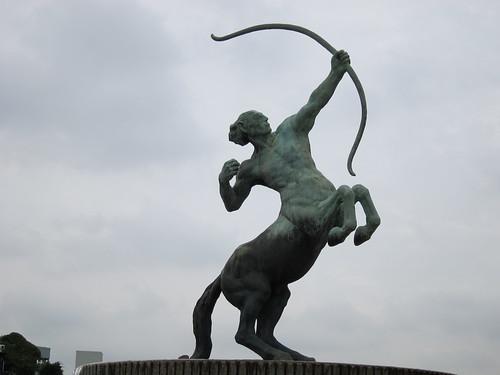 阪神競馬場のセントウル