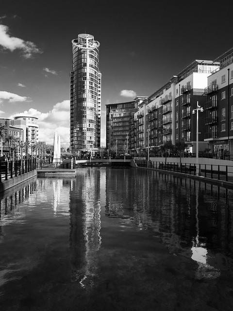 No 1, Gunwharf Quay