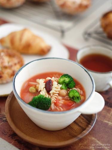 トマトパスタスープ 20170215-DSCF1572-1