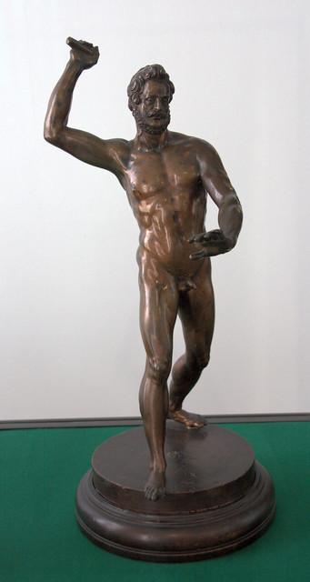 Museum Boijmans van  Beuningen - Bronzen figuur