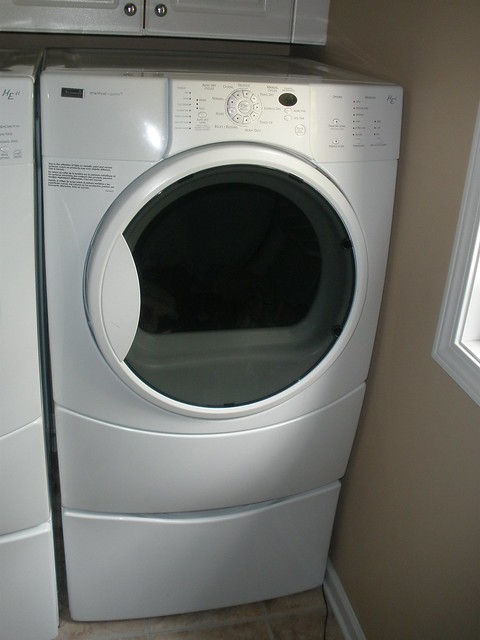 Kenmore Elite HE4 gas dryer - Pur 11/04. Working fine and - JustAnswer