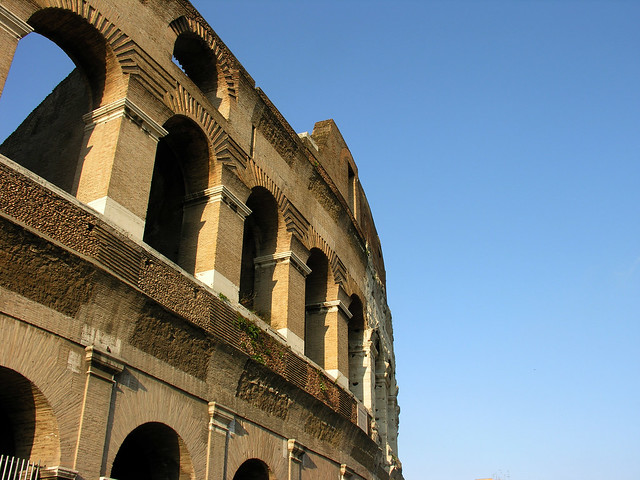 Italy 2009: The Colosseum