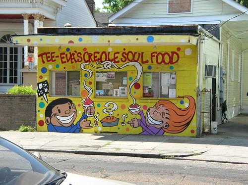 Tee-Eva's Creole Soul Food