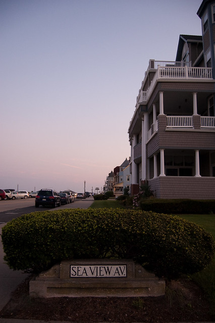 Sea View Avenue.