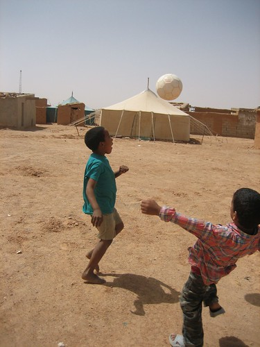 Sport for refugees - Let's Play! par UNHCR