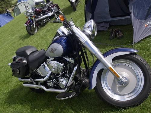 Harley Davidson Motorbikes