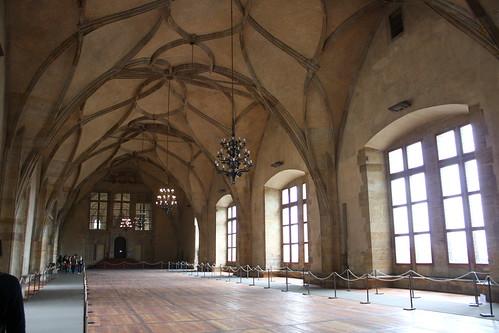 Vladislav Hall in Old Royal Palac