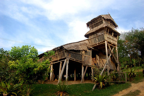 Longhouse - Sabah