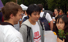 2009 Student Involvement Fair
