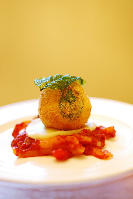 Saffron Arancini Recipes — Dishmaps