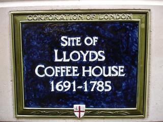Lloyds Coffee House
