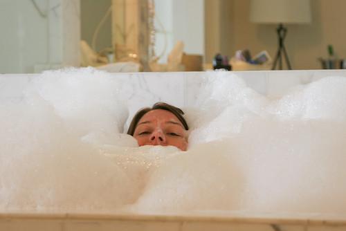Too many bubbles = fun