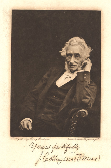 John Collingwood Bruce (1805 - 1892)