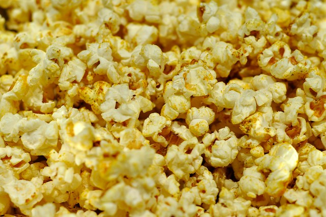 Indian Spiced Popcorn | Flickr - Photo Sharing!