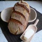 Schmalzkruste - Roggenmischbrot 68/32 mit Schweineschmalz
