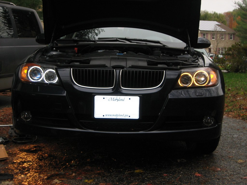 bimmerfest bmw forums angel eyes the long battle. Black Bedroom Furniture Sets. Home Design Ideas