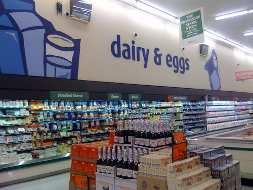 New Store in Bridgeport, Ct. - Dairy & Eggs