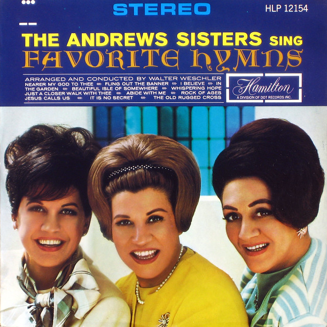 The Andrews Sisters Sing Favorite Hymns in Bed