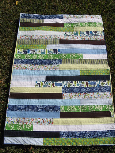Playing with the Boys My latest baby quilt Angela Pingel