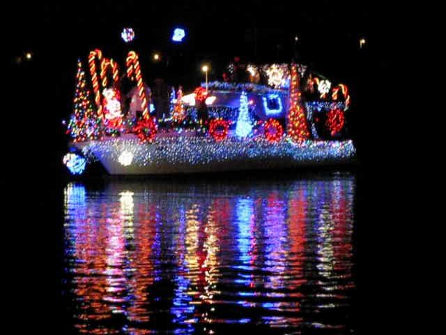North Myrtle Beach Christmas Parade