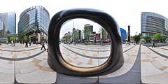 Tokyo Midtown and Myomu by Kan Yasuda