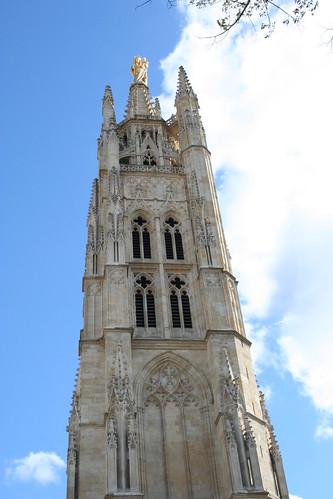 2008.08.04.112 - BORDEAUX - Cathédrale Saint-André de Bordeaux - Tour Pey-Berland