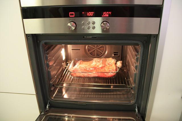 Costillas de cerdo asadas en bolsa - El horno de yeles ...