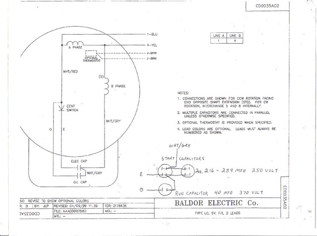 Baldor wiring diagram Explore charles jones149 s photos
