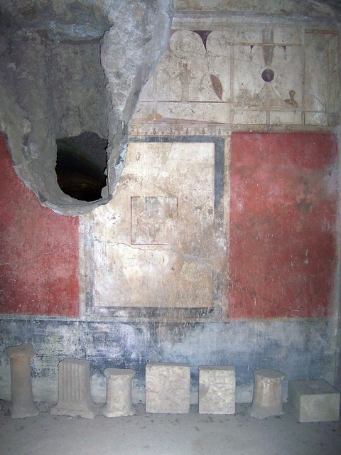 House of the Ceii, Pompeii