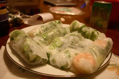 spring roll, food, dish, cuisine,
