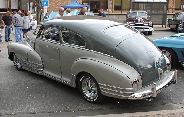 1948 chevrolet fleetline 2 door aerosedan street rod 7 of for 1948 chevy fleetline 4 door
