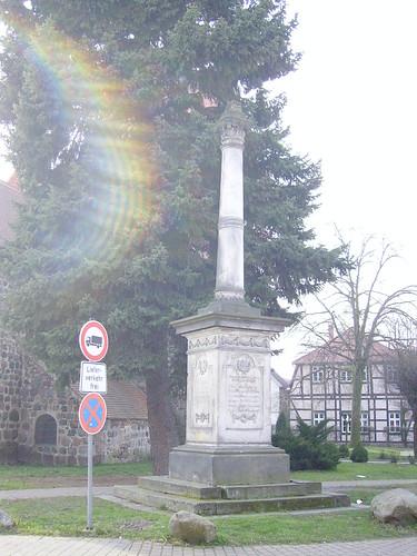 Kriegerdenkmal Bismark (Altmark)