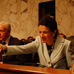 Senators Snowe and Hatch Finance Committee