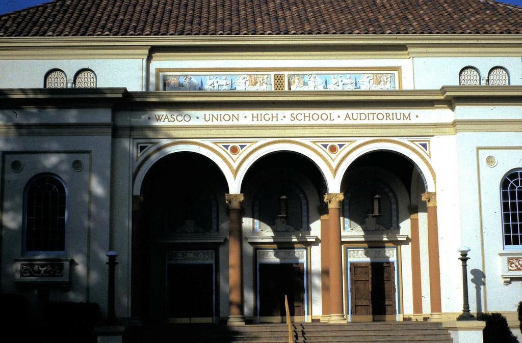 Wasco High Auditorium