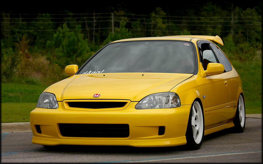 301 moved permanently for Honda civic ek9