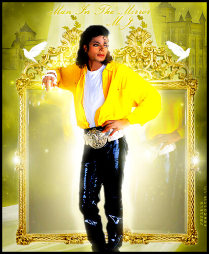 Michael Jackson - Man In The Mirror . Save World  collection