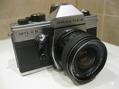 Praktica MTL 5 B by Mr.FoxTalbot