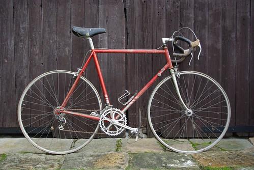 Motobecane C5 1980