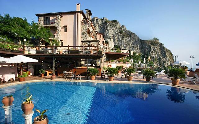 Taormina Palace Hotel  Stelle