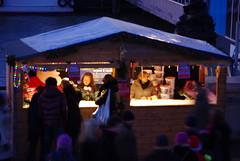 German Christmas market - Southbank