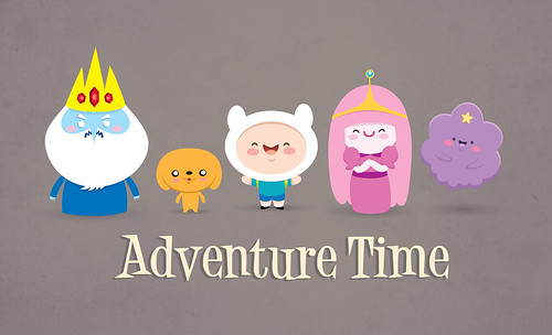 Kawaii Adventure Time