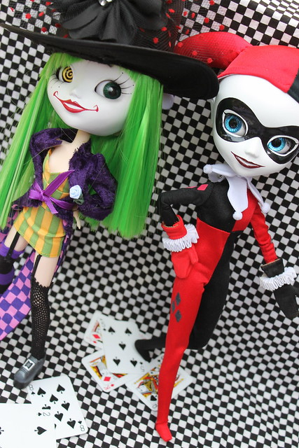 Duela Dent & Harley Quinn | Flickr - Photo Sharing!