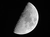 First Quarter Moon - March 8, 2014