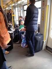 Berlin March #2 - U-Bahn
