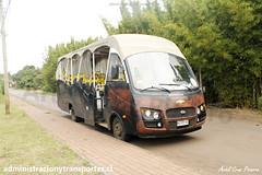 Bus Ara Moai (Maururu Travel) | Hanga Roa | Inrecar G�minis - Chevrolet / HJRY62