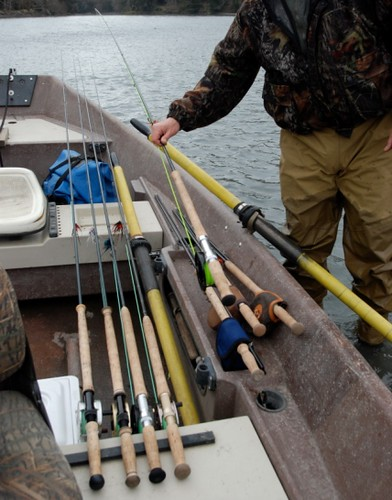 Considering a spey rod big water big fish big rods for Big 5 fishing rods