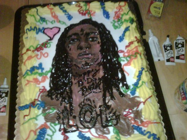Lil Wayne Cakes lil wayne cake we made...