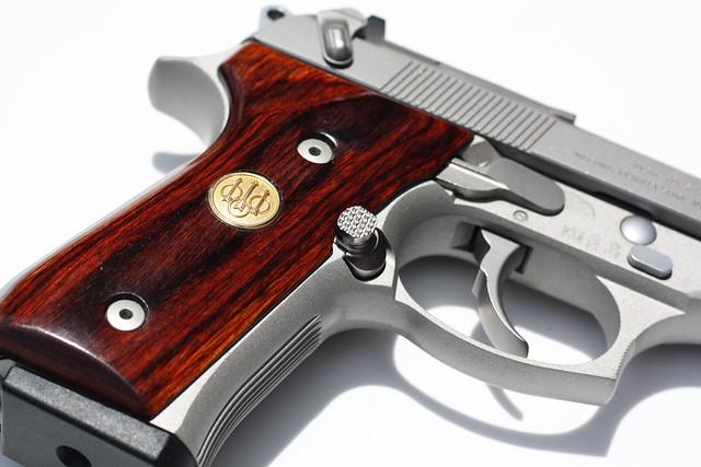 Sexy pistol grips