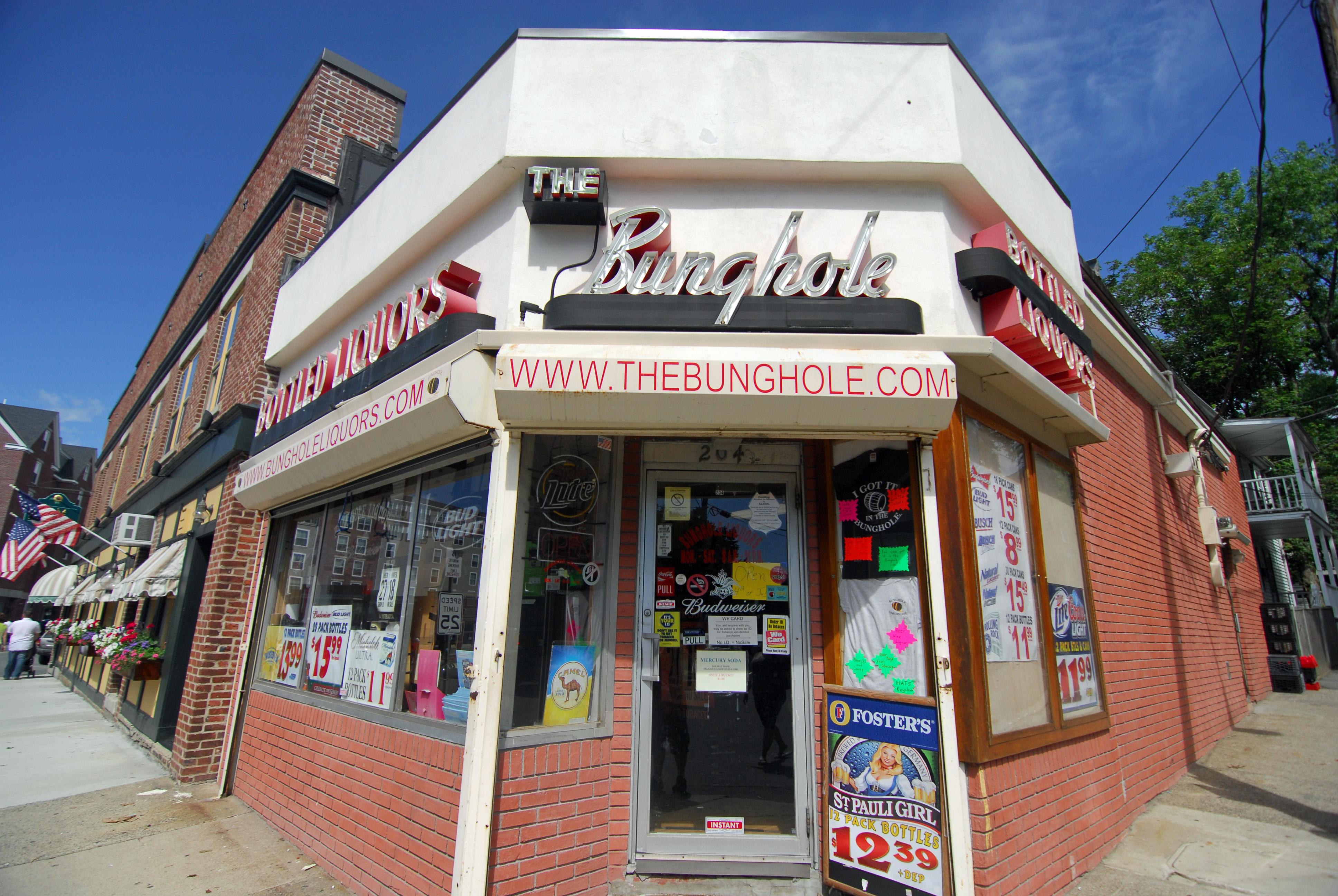 Bunghole Liquors Salem MA Flickr Photo Sharing