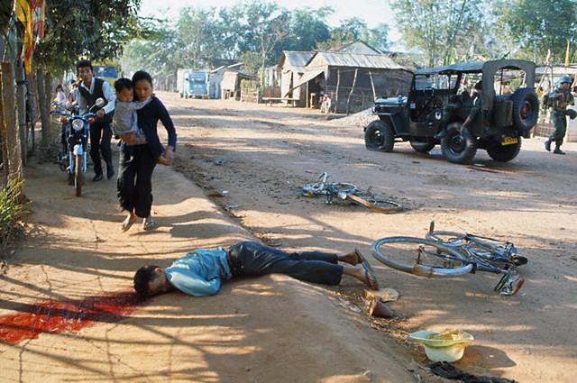 1968 Tet Offensive - VC Terrorism in Da Nang